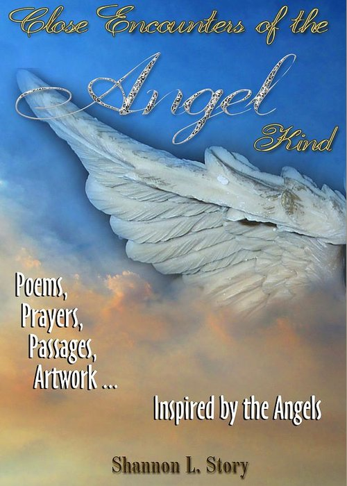 Ebook close encounters of the angel kind greeting card for sale wing greeting card featuring the photograph ebook close encounters of the angel kind by shannon fandeluxe Document