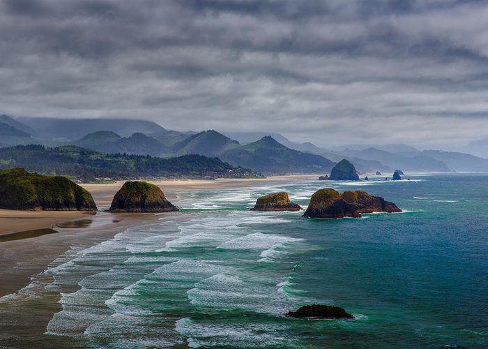Cannon Beach Greeting Cards