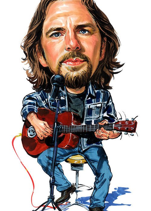Pearl Jam Stationery