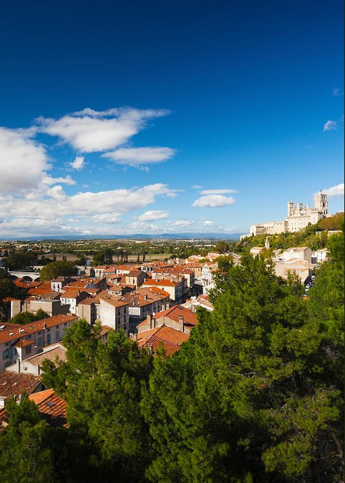 Beziers Greeting Cards