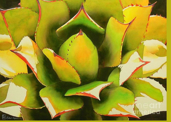 Agave Greeting Cards