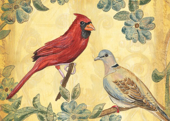 Exotic Bird Greeting Cards