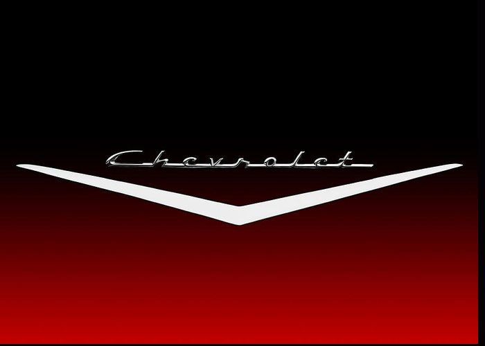 Hood Ornament Greeting Cards
