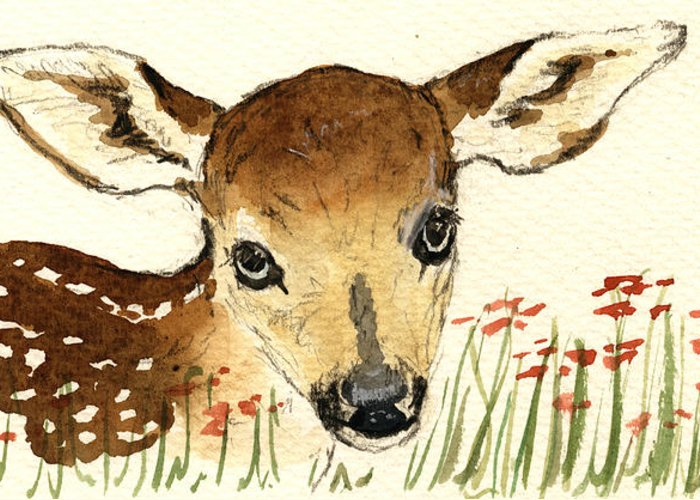 Bambi Stationery