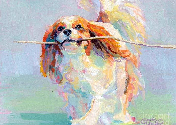 Pastel Pet Portrait Greeting Cards
