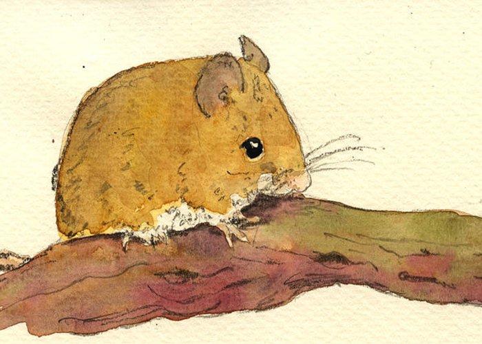Mice Greeting Cards