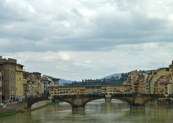 Ponte Vocchio Greeting Cards