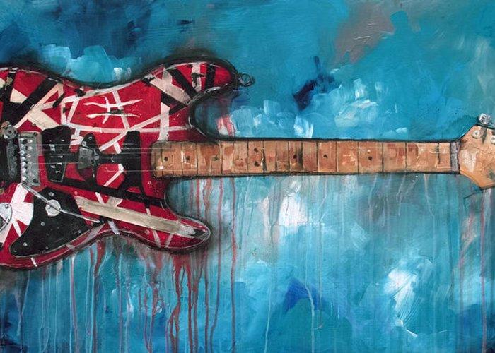 Van Halen Stationery