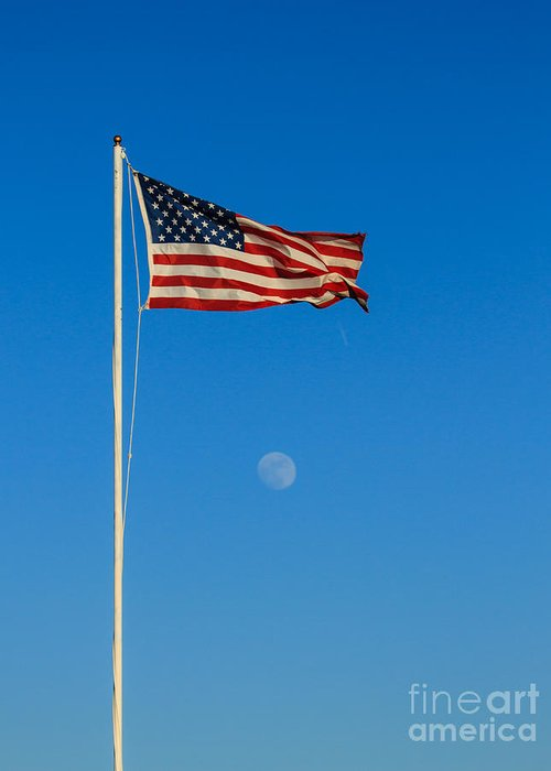 Usa Greeting Card featuring the photograph Freedom by Robert Bales