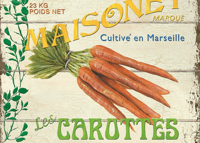 Carrot Greeting Cards