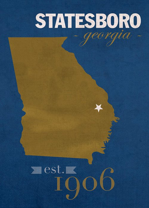 Southern Universities Greeting Cards