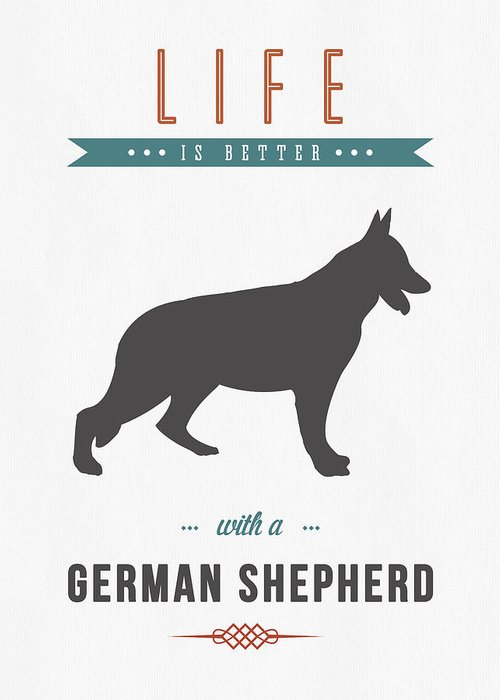Shepherds Mixed Media Greeting Cards