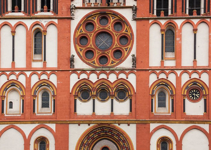Cathedral Limburg Greeting Cards