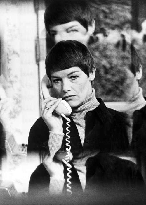 Hopscotch Greeting Card featuring the photograph Glenda Jackson In Hopscotch by Silver Screen