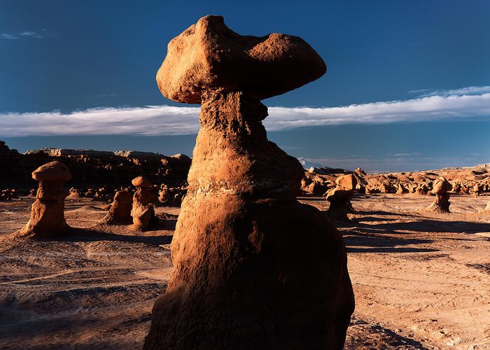Goblin Valley State Park Greeting Cards