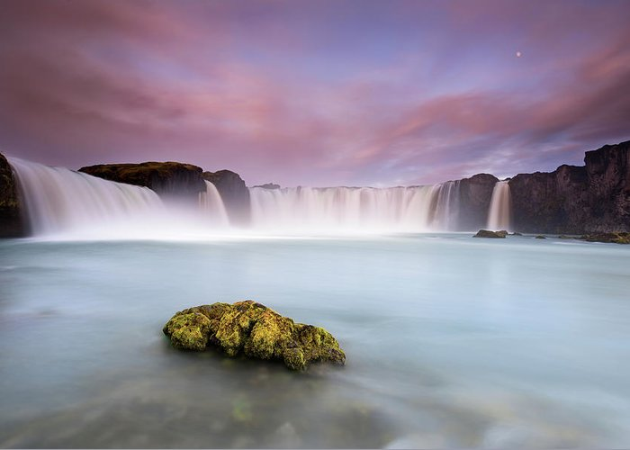 Famous Waterfall Greeting Cards