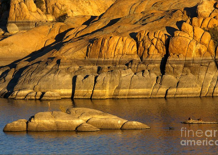 Granite Dells Reflections Greeting Cards