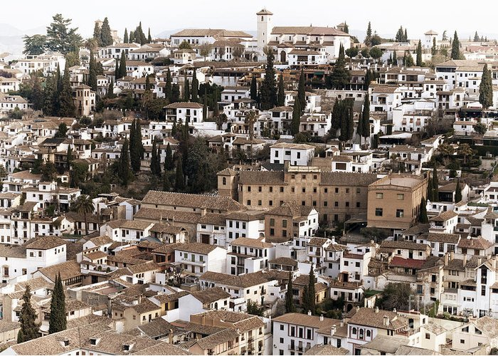 Granada Greeting Cards