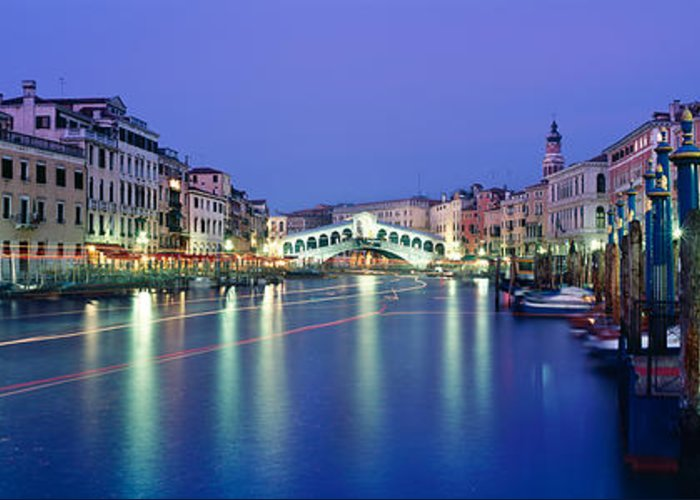 Grande Canal Greeting Cards