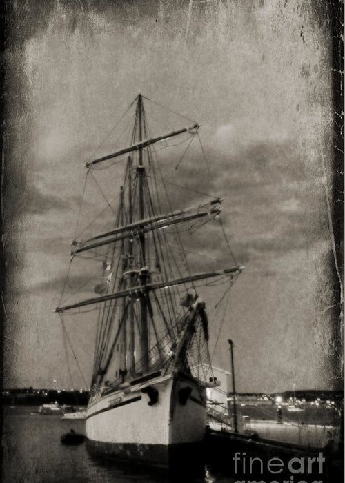Halifax Harbour Images Greeting Card featuring the photograph Halifax Harbour by John Malone