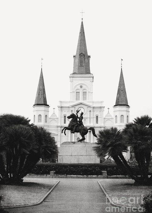 New Orleans Greeting Card featuring the photograph Heart and Soul of New Orleans by Kim Fearheiley