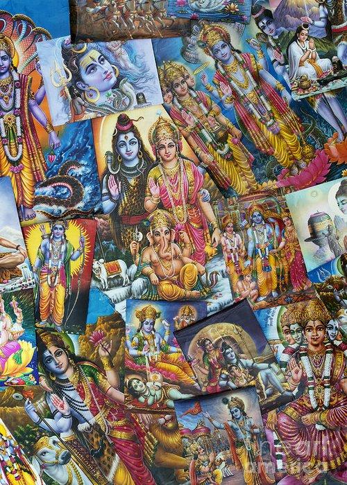 Parvathi Greeting Cards