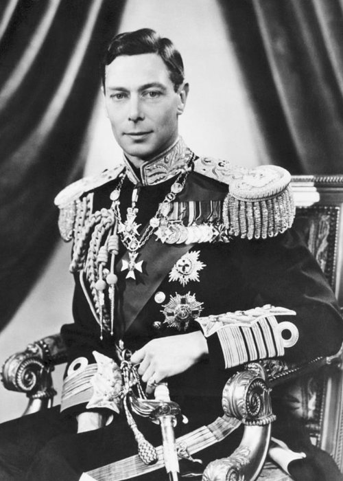 British Royalty Photographs Greeting Cards