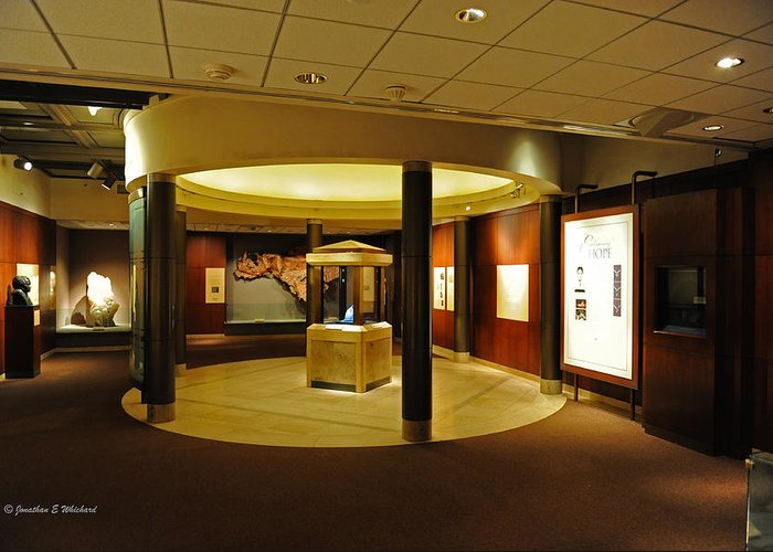 Natural History Museum Diamond Exhibit