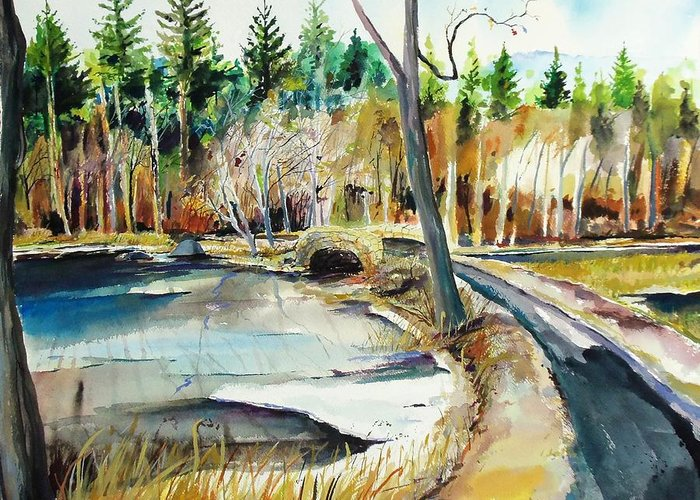 Hopedale Park Greeting Cards