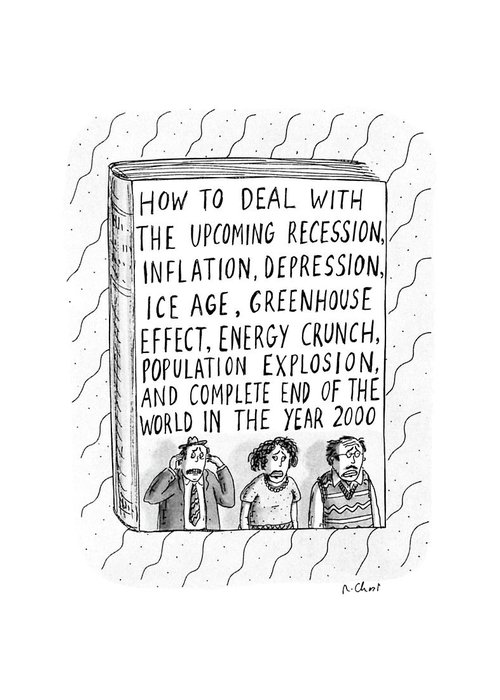 Inflation Drawings Greeting Cards