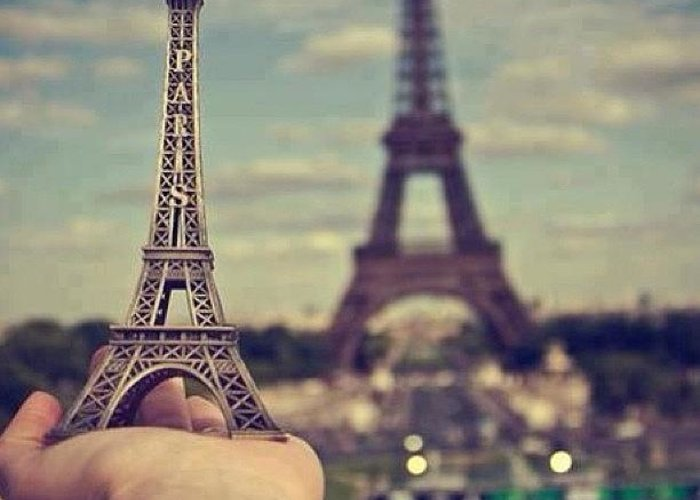 Greeting Card featuring the photograph I'm French, And I Love France 🇫🇷 by Matheo Montes
