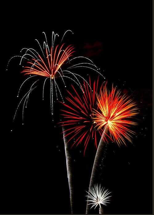July 4th Greeting Card featuring the photograph Independence Day by Saija Lehtonen