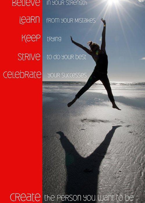 Lisa Knechtel Greeting Card featuring the photograph Inspiration by Lisa Knechtel