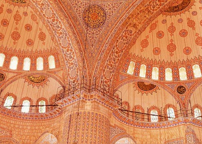 Sultanahmet Camii Greeting Cards