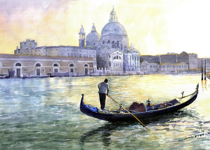 Venice Italy Greeting Cards
