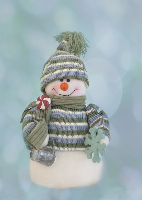 Snowman Greeting Cards