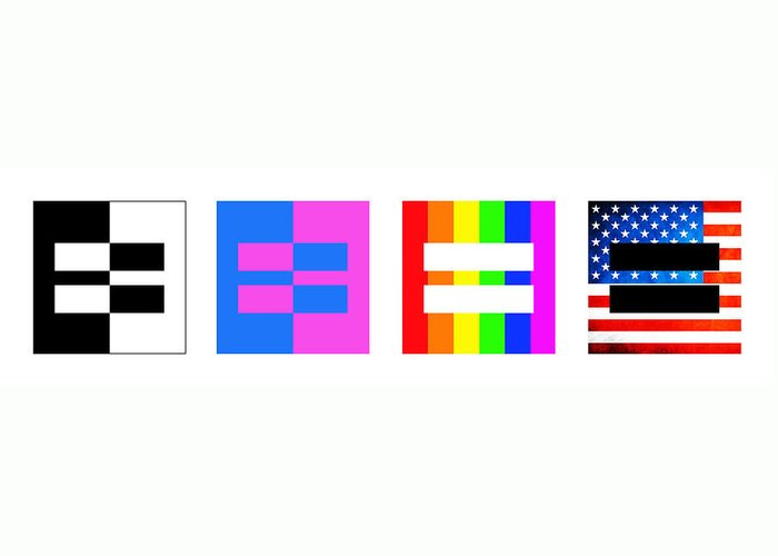Equal Rights Greeting Cards