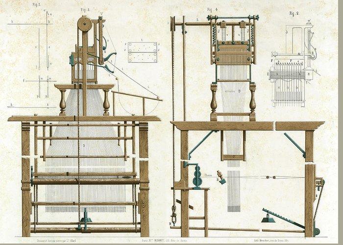 Jacquard Loom Art | Fine Art America