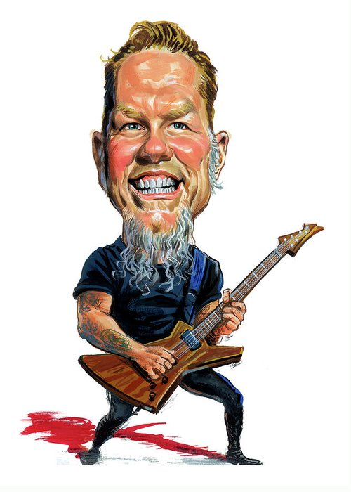 Metallica Greeting Cards