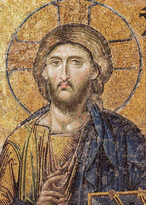 Christian Mythology Greeting Cards