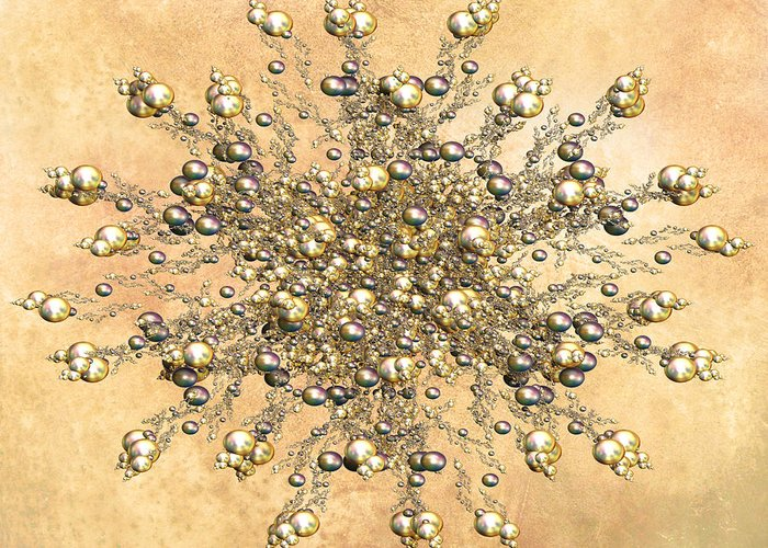 Jewels In The Sand Greeting Cards