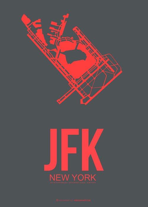 Jfk Greeting Cards