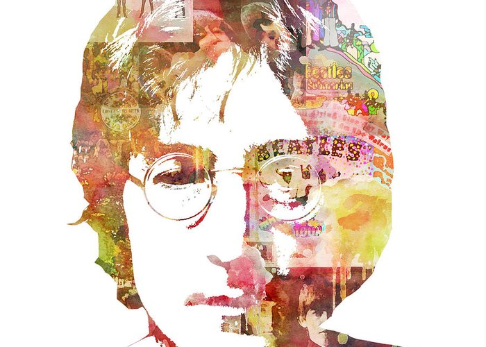 Lennon Greeting Cards