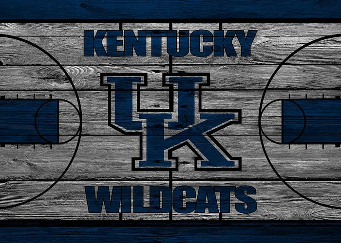 Kentucky Screensavers And Wallpaper: Kentucky Wildcats Greeting Cards
