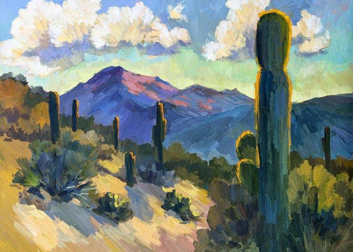 Tucson Arizona Greeting Cards