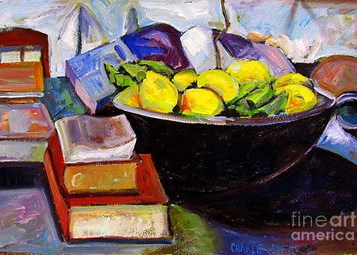 Cookbooks Paintings Greeting Cards