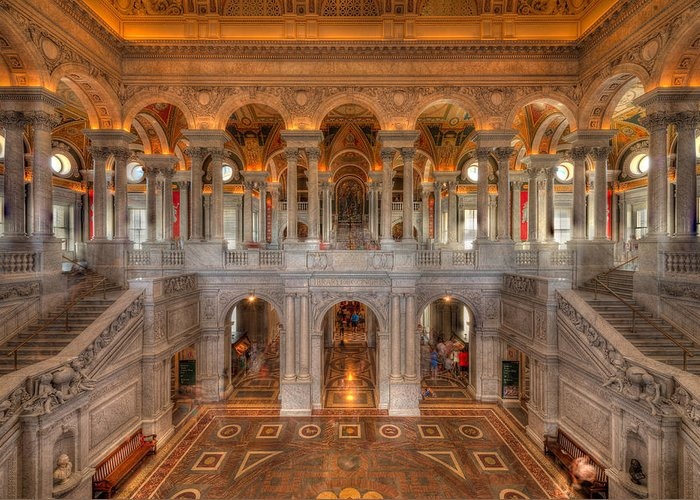 Library Of Congress Greeting Cards