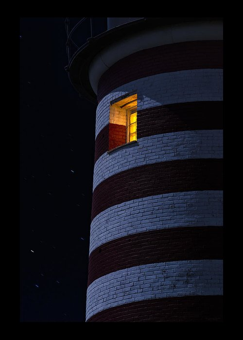 West Quoddy Head Lighthouse Greeting Cards