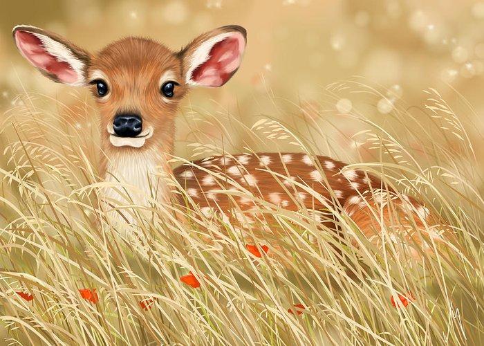 Deer Season Greeting Cards