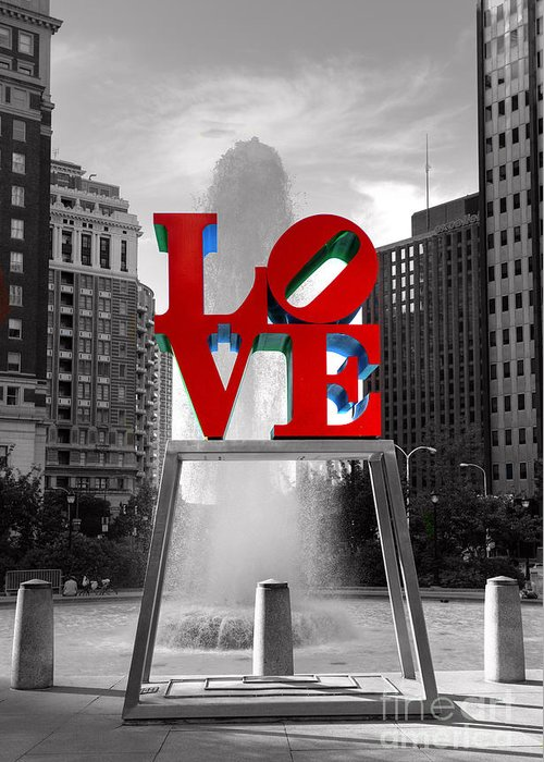 John F. Kennedy Plaza Greeting Cards